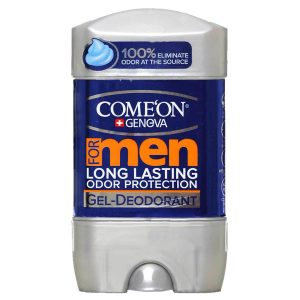 دئودورانت ژلی خنک کننده مردانه کامان کنترل کننده بوی بد عرق