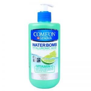 بمب آبرسان حاوی ویتامین C کامان مناسب انواع پوست