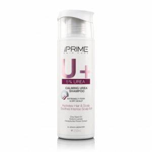 شامپو اوره ۵٪ پریم برای پوست سر بسیار خشک و دارای خارش 250 میلی لیتر