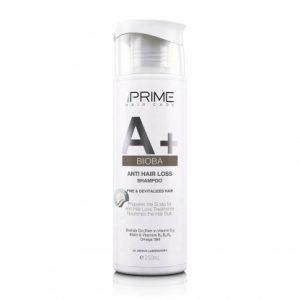 شامپو تقویتکننده برای موهای دارای ریزش پریم