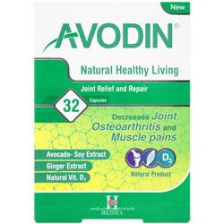 کپسول آوودین هولیستیکا مکمل تسکیندهنده و ترمیمکنندهی مفاصل و عضلات