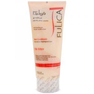نرمکننده مخصوص موهای رنگشده، مش و یا هایلایت فولیکا 200 mL